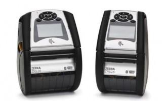 ZR600 系列移动打印机(Zebra)